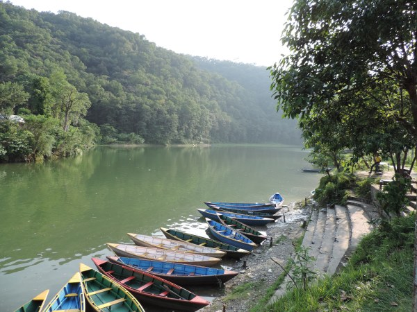 Lake Phewa - Pokara