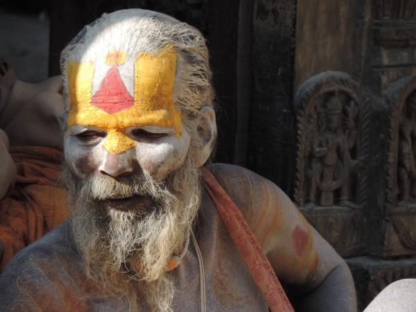 A Shaivite Sadhu