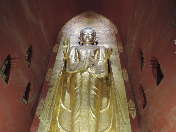 One of the four Buddhas - Gotama