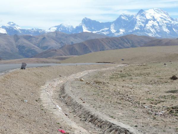 Nyalam Tong La Pass